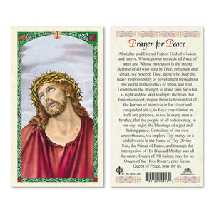 Ecce Homo - Prayer for Peace