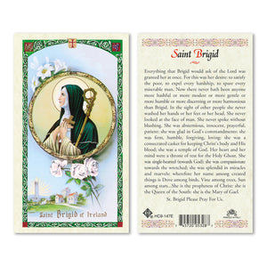 St Brigid - English