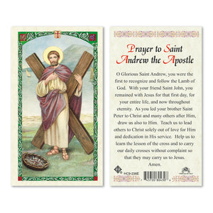 Prayer to St Andrew the Apostle