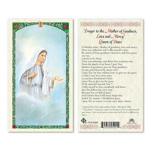 Our Lady of Medjugorje - English