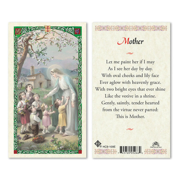 Mother - English