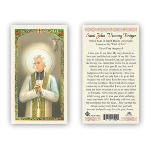 Prayer to St. John Vianney