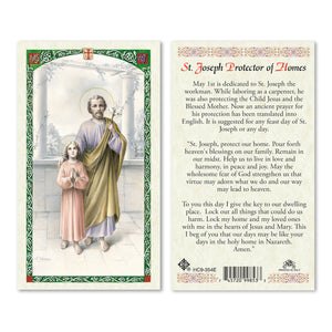 St. Joseph Protector of Homes