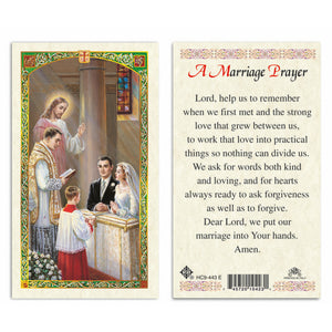 A Marriage Prayer