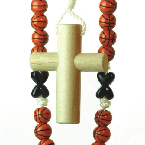 Children's Basketball Rosary