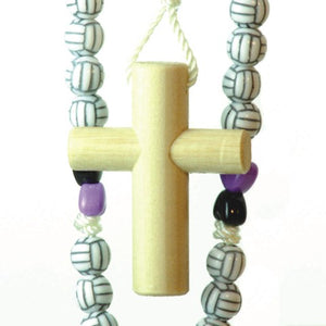 Children's Volleyball Rosary