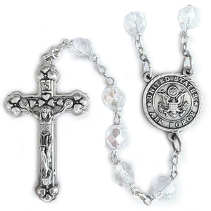 Crystal Air Force Rosary
