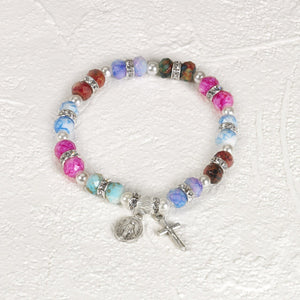Multi-Color Stretch Bracelet