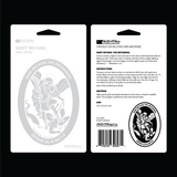 St. Michael Car Decal