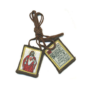 Sacred Heart of Jesus Scapular