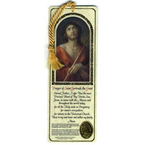 Crowns of Thorns Bookmark with a Prayer for the Holy Souls