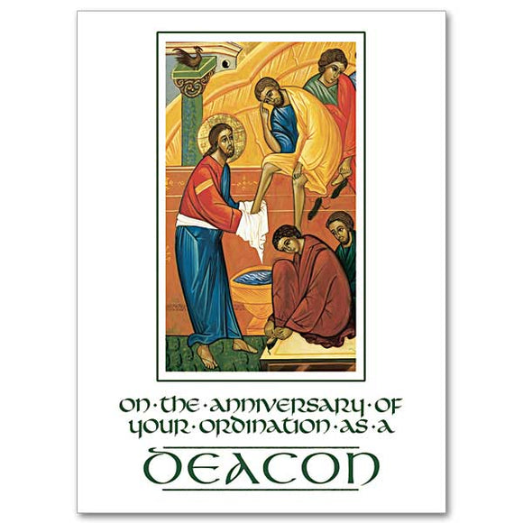 Generous and Devoted Service Deacon Anniversary