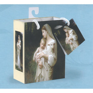 Mother and Child Bouguereau L'Innocence Gift Bag