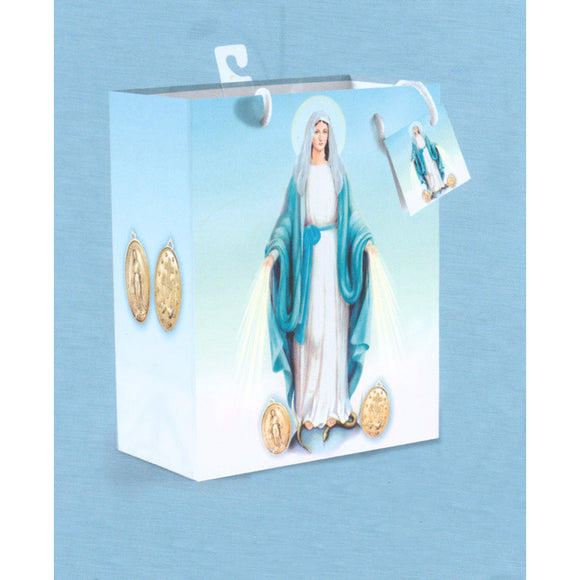 Miraculous Medal Gift Bag