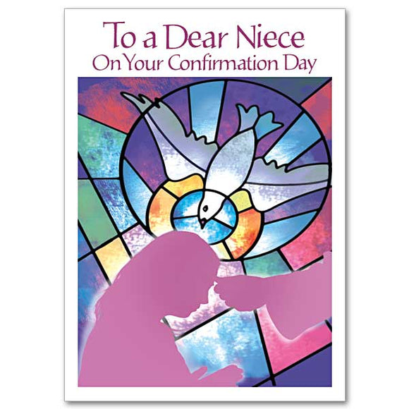 To A Dear Niece on Your Confirmation Day