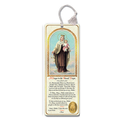 Our Lady of Mt. Carmel Bookmark