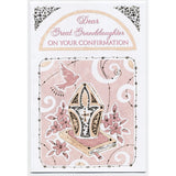Great Grandaughter Confirmation Card
