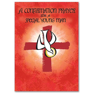A Confirmation Prayer for a Special Young Man