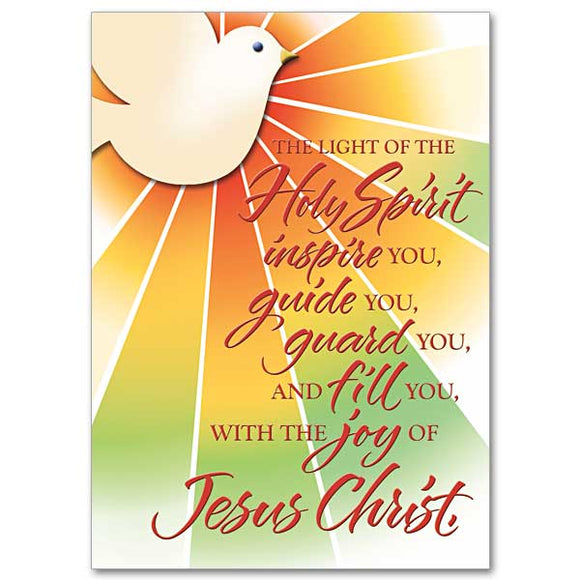 The Light of the Holy Spirit