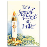 For a Special Priest at Easter Card