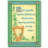 May Good St. Patrick Bless You