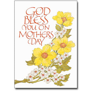 God Bless You on Mother's Day