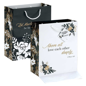 Medium Wedding Gift Bag