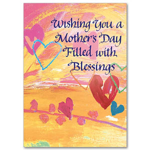 Wishing You a Mother's Day Filled with Blessings