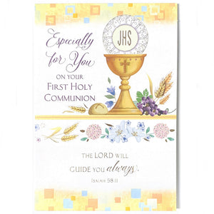 Especially for You On Your First Holy Communion