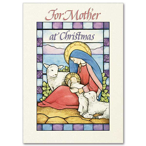 Mother Christmas Gifts.Mother Christmas Card