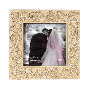 Vintage Elegance Wedding Frame