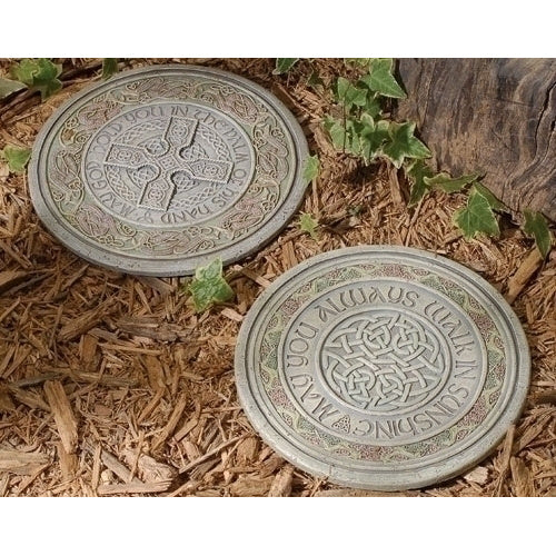 Celtic Stepping Stones - Set of 2