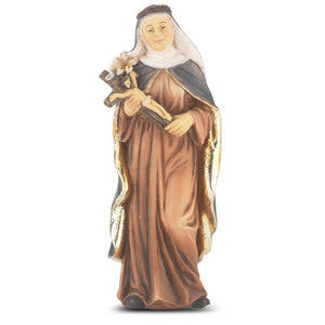 "Saint Catherine of Siena 4"" Statue"