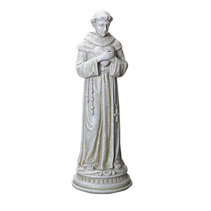 St. Anthony Finder of Love Statue - 10 inch