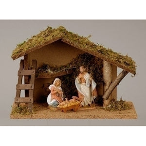 3 Piece Fontanini Nativity Set