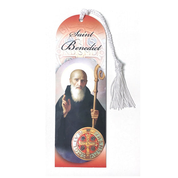 St. Benedict Bookmark