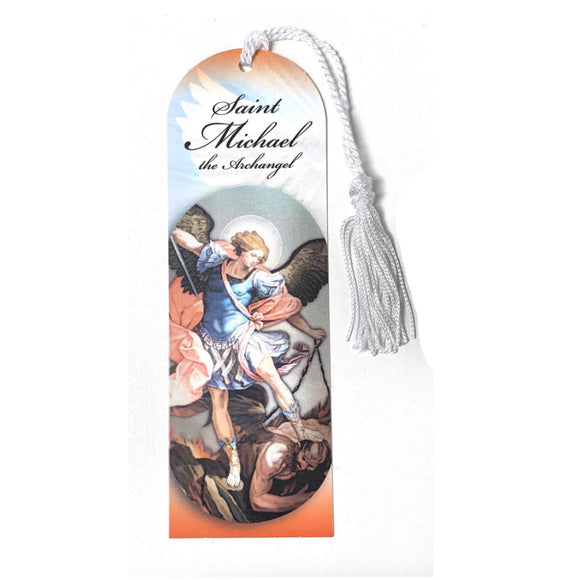 St. Michael Bookmark