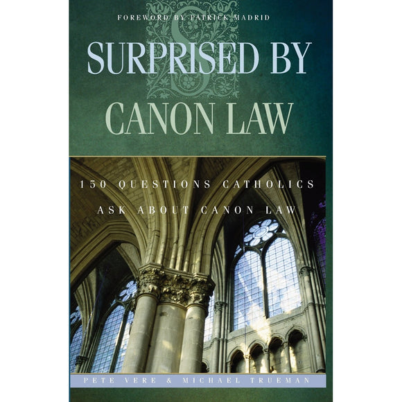 Surprised by Canon Law