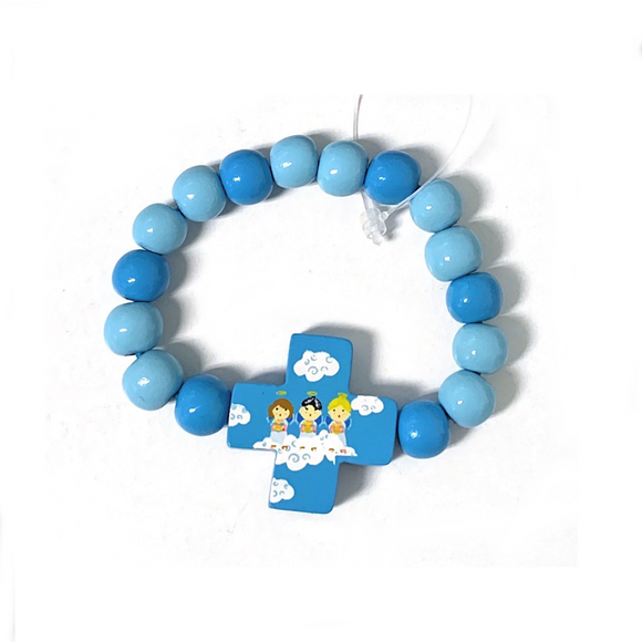 Blue Angels Stretch Bracelet