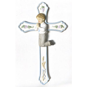 Valencia Boy Communion Cross