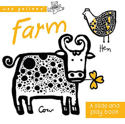 Farm: A Slide & Play Book