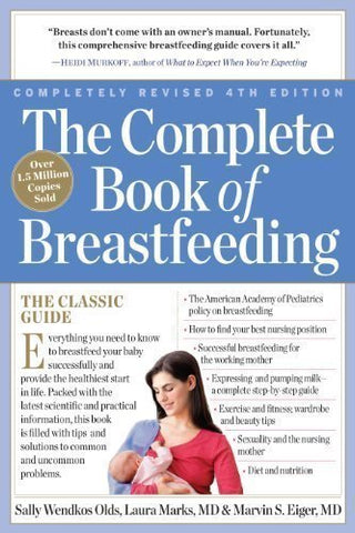 The Complete Book Of Breastfeeding