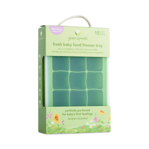 Green Sprouts Baby Food Freezer Tray