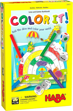 HABA Color It Game