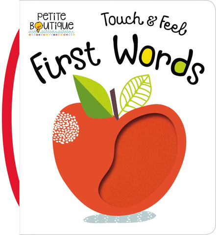Touch and Feel First Words