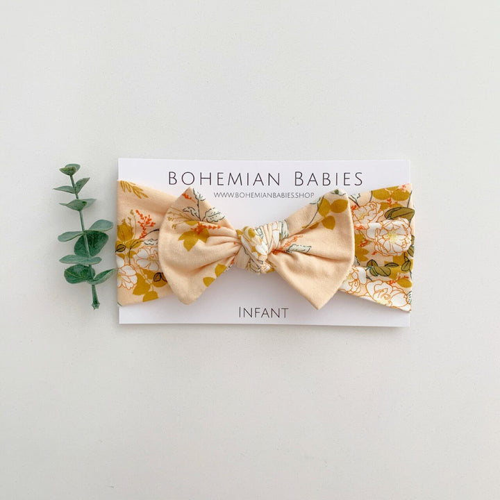 Bohemian Babies Bow Headbands