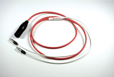Headphone Cable RED