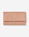 Stitch & Hide Paiget Wallet - Coral