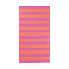 Hammamas Towel - Candy Orange, Turkish Cotton