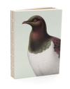 100% NZ Kereru Notebook